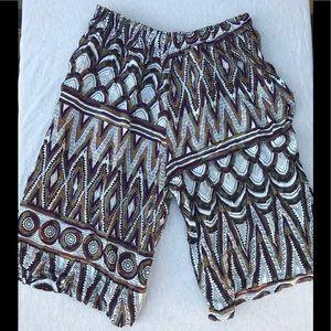 Chanel Oversized Shorts